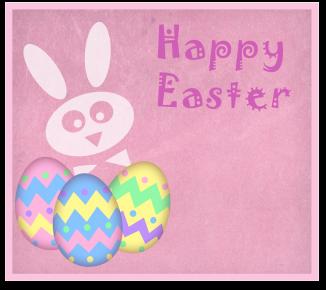 Bunny & eggs